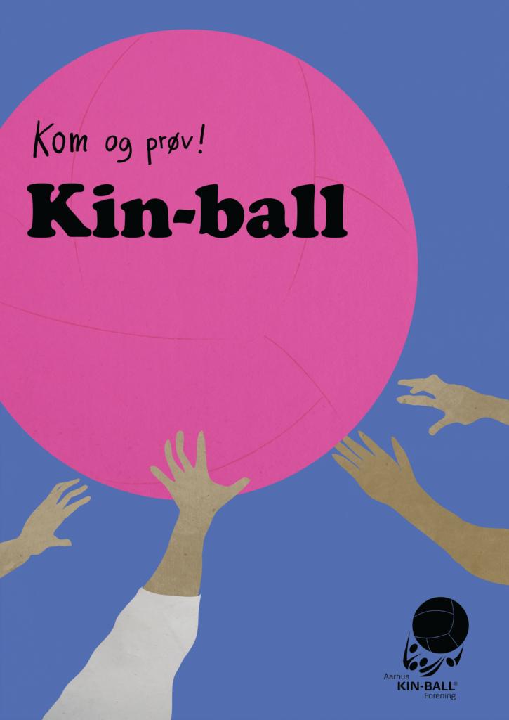 grafisk design - plakat kin-ball aarhus festuge vejrupjo.dk